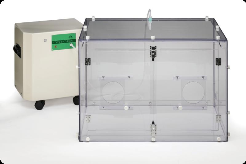 特許取得! ケージ内の二酸化炭素蓄積を防ぐ高性能な製品